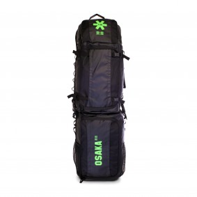 Schlägertaschen - Hockey Taschen -  kopen - Osaka SP CUSTOM Schlägertasche – Schwarz / GRÜN