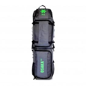Schlägertaschen - Hockey Taschen -  kopen - Osaka SP CUSTOM Schlägertasche – Grau / GRÜN