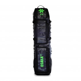 Schlägertaschen - Hockey Taschen -  kopen - Osaka SP LARGE Schlägertasche – Schwarz CAMO / GRÜN