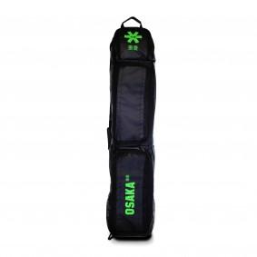 Schlägertaschen - Hockey Taschen -  kopen - Osaka SP MEDIUM Schlägertasche – Schwarz / GRÜN