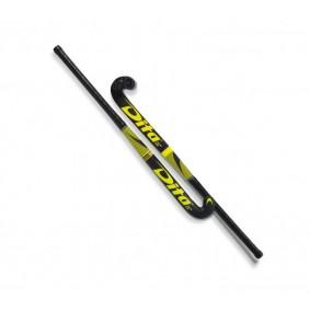 Hockeyschläger - Dita -  kopen - Dita Fibertec C40 Mid Bow Gelb