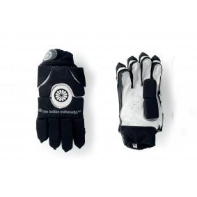 Schutz - Hockeyhandschuhe -  kopen - The Indian Maharadja Pro langFinger links Hallenhockey Handschuhe