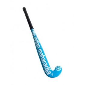 Hallenhockey-Schläger - Indian Maharadja - Hockeyschläger Outlet - Hockeyschläger -  kopen - Indian Maharadja Hallen Gravity Pro Blau Junior Hallen Hockeyschläger Aktion