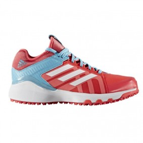 Adidas Hockeyschuhe - Hockeyschläger Outlet - Hockeyschuhe - kopen - Adidas Hockey Lux Pink-hellblau | RABATTDEALS
