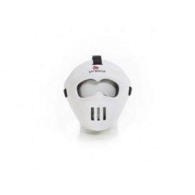 Gesichtsschutz - Schutz -  kopen - Brabo Gesichtsmaske Junior Weiß