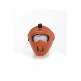 Gesichtsschutz - Schutz -  kopen - Brabo Gesichtsmaske Junior Orange