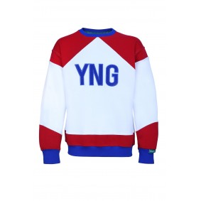 Hockey Pullover - Hockey Kleidung -  kopen - Y1 Hockey London Young Retro sweat
