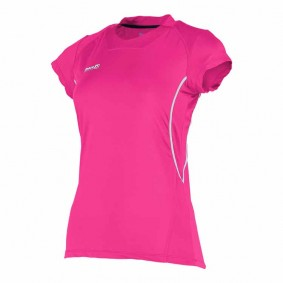 Hockey Kleidung - Hockey T-Shirts - kopen - Reece Core Shirt Damen Knock Out Rosa