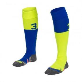 Hockeysocken - Hockey Kleidung -  kopen - Reece Numbaa Special Socken Royal/Gelb