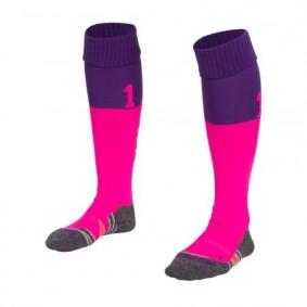 Hockeysocken - Hockey Kleidung -  kopen - Reece Numbaa Special Socken Neon Pink/Purple