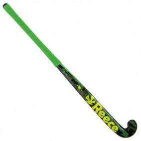 Junior Hockeyschläger - Reece - Hockeyschläger -  kopen - Reece RX 60 Junior Holz – Army Grün