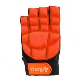 Schutz - Hockeyhandschuhe -  kopen - Reece Komfort halb Finger – Orange