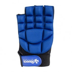 Schutz - Hockeyhandschuhe -  kopen - Reece Komfort halb Finger – Royal