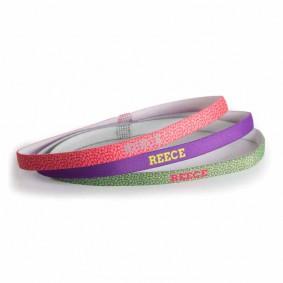 Sport-BHs, Haarbänder und andere -  kopen - Reece Haarbänder Dunkelgrün Violett Koralle