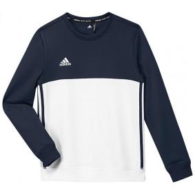 Hockey Pullover - T16 Hockeykleidung - Hockey Kleidung -  kopen - Adidas T16 Crew Sweat Jugend Navy