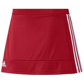 Hockey Röcke - T16 Hockeykleidung - Hockey Kleidung -  kopen - Adidas T16 Skort Frauen Rot