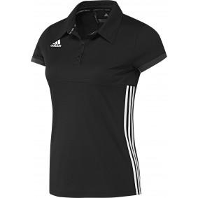 Hockey T-Shirts - Hockey Kleidung -  kopen - Adidas T16 Team Poloshirt Frauen Schwarz