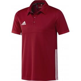 Hockey T-Shirts - Hockey Kleidung -  kopen - Adidas T16 Team Poloshirt Männer Rot