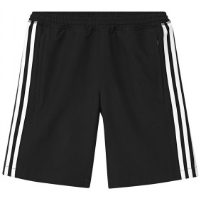 Hockey und Trainingshosen - T16 Hockeykleidung - Hockey Kleidung -  kopen - Adidas T16 Climacool Short Jugend Jungen Schwarz