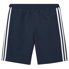 Hockey und Trainingshosen - T16 Hockeykleidung - Hockey Kleidung -  kopen - Adidas T16 Climacool Short Jugend Jungen Navy