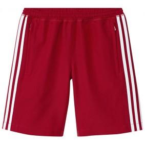 Hockey und Trainingshosen - T16 Hockeykleidung - Hockey Kleidung -  kopen - Adidas T16 Climacool Short Jugend Jungen Rot