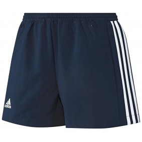 Hockey und Trainingshosen - Hockey Kleidung -  kopen - Adidas T16 Climacool Short Frauen Navy