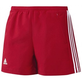 Hockey und Trainingshosen - T16 Hockeykleidung - Hockey Kleidung -  kopen - Adidas T16 Climacool Short Frauen Rot