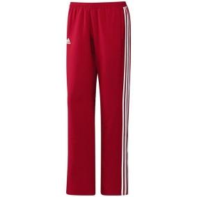 Hockey und Trainingshosen - T16 Hockeykleidung - Hockey Kleidung -  kopen - Adidas T16 Team Hose Frauen Rot
