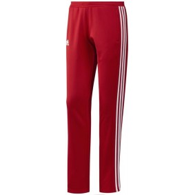 Hockey und Trainingshosen - Hockey Kleidung -  kopen - Adidas T16 Sweat Hose Frauen Rot