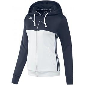 Hockey Pullover - T16 Hockeykleidung - Hockey Kleidung -  kopen - Adidas T16 Hoody Frauen Navy