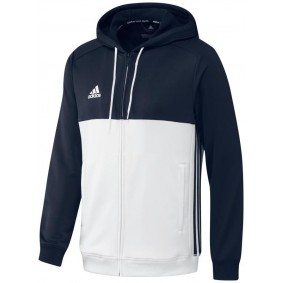 Hockey Pullover - T16 Hockeykleidung - Hockey Kleidung -  kopen - Adidas T16 Hoody Männer Navy