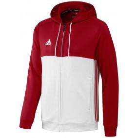 Hockey Pullover - T16 Hockeykleidung - Hockey Kleidung -  kopen - Adidas T16 Hoody Männer Rot