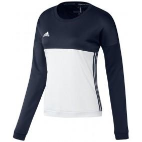 Hockey Pullover - T16 Hockeykleidung - Hockey Kleidung -  kopen - Adidas T16 Crew Sweat Frauen Navy