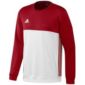 Hockey Pullover - T16 Hockeykleidung - Hockey Kleidung -  kopen - Adidas T16 Crew Sweat Männer Rot