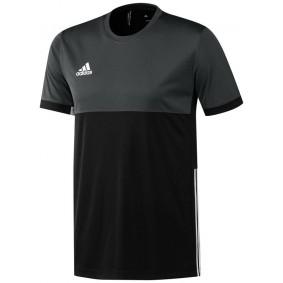 Hockey T-Shirts - Hockey Kleidung -  kopen - Adidas T16 Climacool kurze Ärmel Tee Männer Schwarz