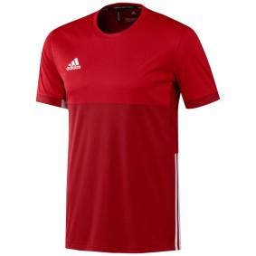Hockey T-Shirts - Hockey Kleidung -  kopen - Adidas T16 Climacool kurze Ärmel Tee Männer Rot