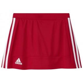 Hockey Röcke - T16 Hockeykleidung - Hockey Kleidung -  kopen - Adidas T16 Skort Jugend Mädchen Rot