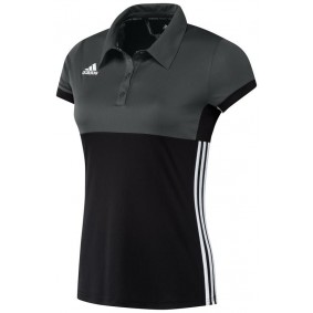 Hockey T-Shirts - Hockey Kleidung -  kopen - Adidas T16 Climacool Poloshirt Frauen Schwarz