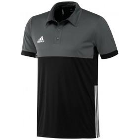 Hockey T-Shirts - Hockey Kleidung -  kopen - Adidas T16 Climacool Poloshirt Männer Schwarz