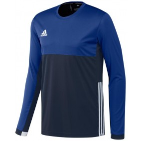 Hockey T-Shirts - Hockey Kleidung -  kopen - Adidas T16 Climacool lang Ärmel Tee Männer Navy