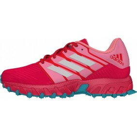 Junior Hockeyschuhe - Kunstrasenschuhe - Hockeyschuhe - Adidas Hockeyschuhe - Hockeyschläger Outlet -  kopen - Adidas Hockey Lux Junior Pink-Light Blau | RABATTDEALS