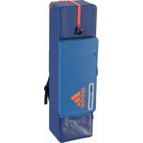 Schlägertaschen - Hockey Taschen -  kopen - Adidas Hockey Kitbag Blau Orange