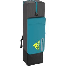 Schlägertaschen - Hockey Taschen -  kopen - Adidas HY Kit Bag Blau/Gelb | Ab sofort verfügbar