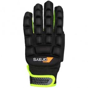 Schutz - Hockeyhandschuhe -  kopen - Grays International Pro Handschuh NeonGelb rechts!!