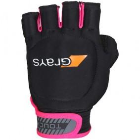 Schutz - Hockeyhandschuhe -  kopen - Grays Touch Handschuh links Rosa