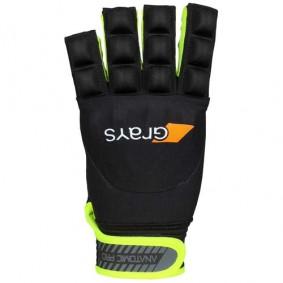 Hockeyhandschuhe - Schutz - kopen - Grays Anatomic Pro Handschuh links NeonGelb
