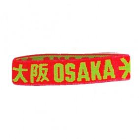 Geschenke und Gadgets -  kopen - Osaka elastisch bracelet Pink / GRÜN