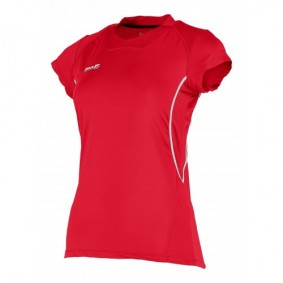 Hockey Kleidung - Hockey T-Shirts - kopen - Reece Core Shirt Damen Rot
