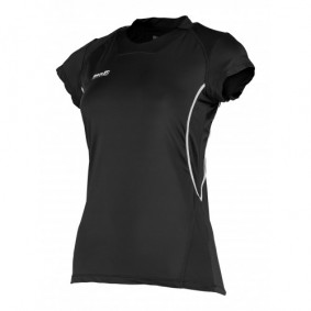 Hockey Kleidung - Hockey T-Shirts - kopen - Reece Core Shirt Damen Schwarz