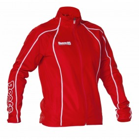 Hockey Trainingsjacken - Hockey Kleidung - Hockeyschläger Outlet -  kopen - Reece Sarina gewebt Jacke Damen Rot senior (AKTION)
